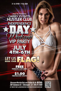 Independence Day Weekend VIP Party
