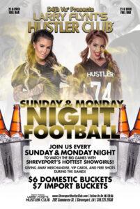 Sunday & Monday Night Football
