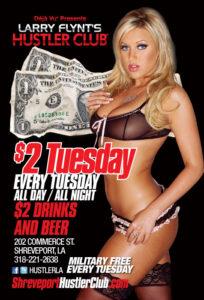$2 Tuesday