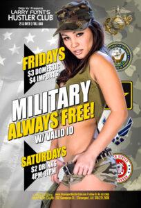 Military Always Free
